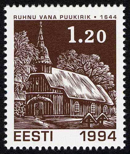 Runö på estniska
