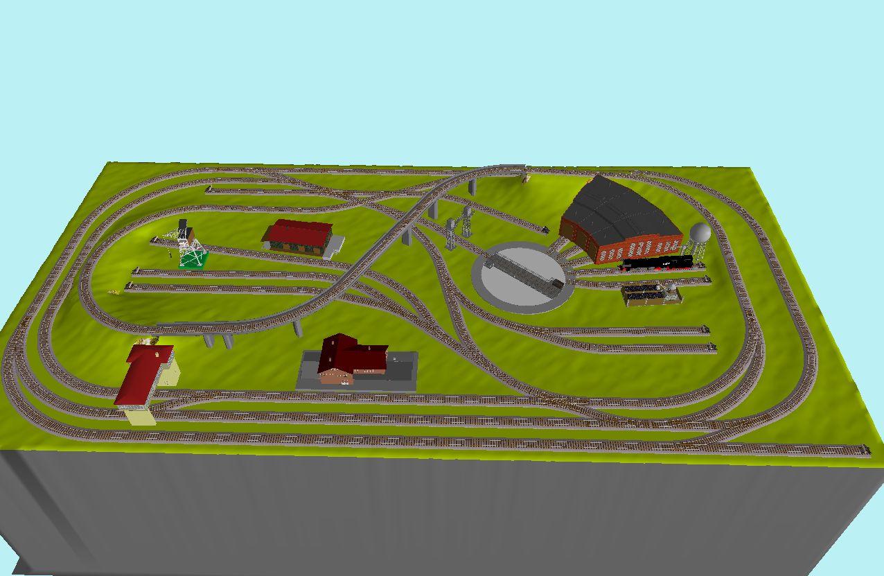Model Railroad - Märklin, Systems, C-Track